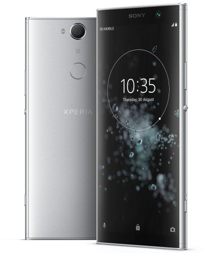 Avis Sony Xperia XA2 Plus