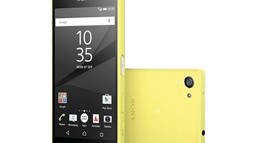 Avis Sony Xperia Z5 Compact